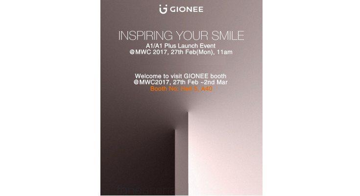 gionee-A1-invite