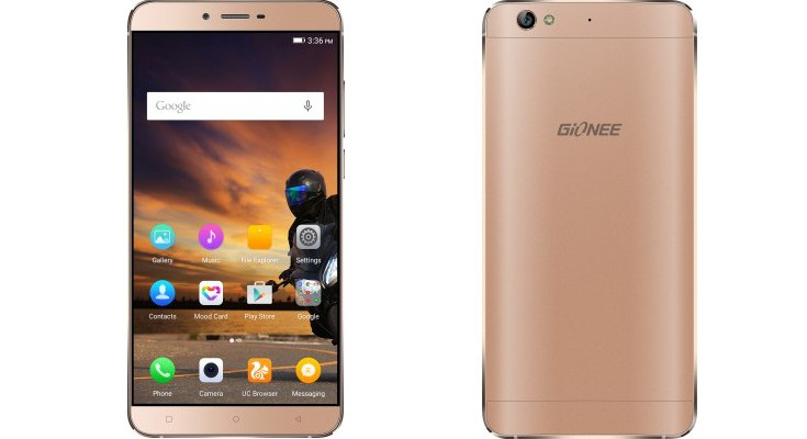 Gionee S6 launches with 4G and 3GB of RAM