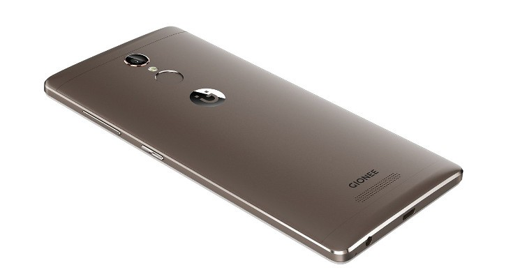 Gionee S6s price for India listed at Rs. 17,999