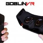 The foldable Goblin VR headset hits Kickstarter