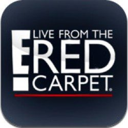 2013 Golden Globes Live from the Red Carpet iPhone & iPad app