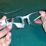 google glass video demo for prescription wearers