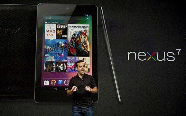 Nokia patent infringements with Google Nexus 7 ...