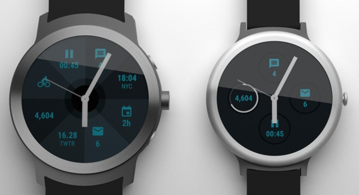 New renders may show the first Google Smartwatches