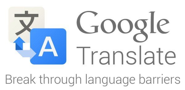 Google Translate app for Android and iPhone, former updated