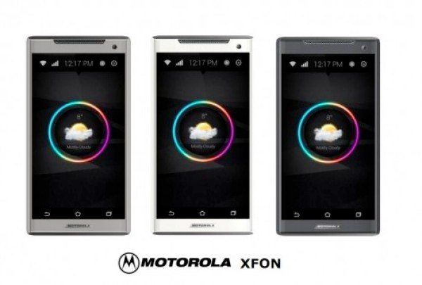 Google X aka Motorola X phone given XFON treatment