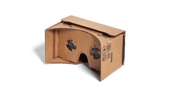 google cardboard alternative