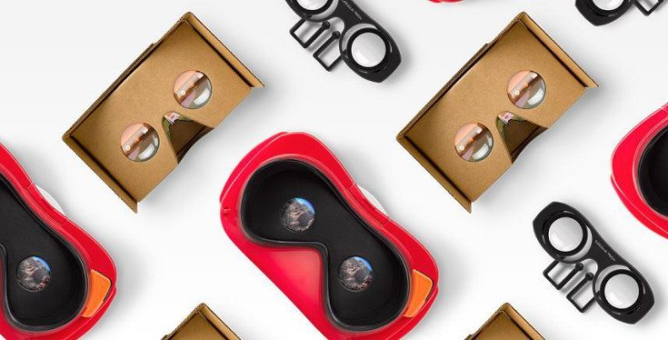 The Google Store begins listing VR headsets for sale