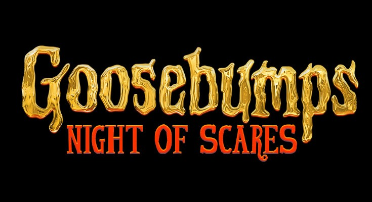 Goosebumps Night of Scares Game