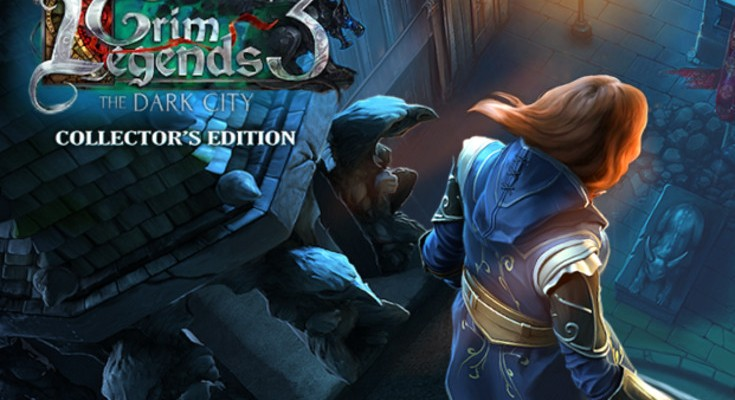 Grim Legends 3 The Dark City release date has arrived for Mobile devices