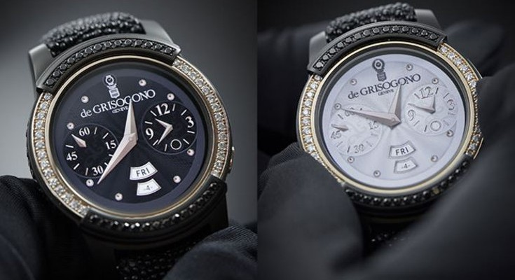 Samsung Gear S2 by de GRISOGONO arrives this Summer for Luxury Lovers