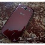 Galaxy S3 Garnet Red for AT&T gets hands on treatment: video