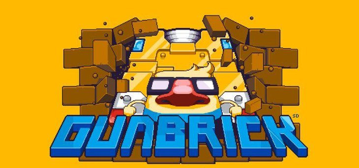 Nitrome's Gunbrick arrives for Android and iOS