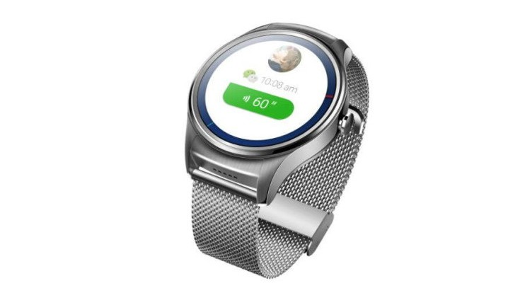 Haier Watch unveiled at MWC 2016 running Android 6.0