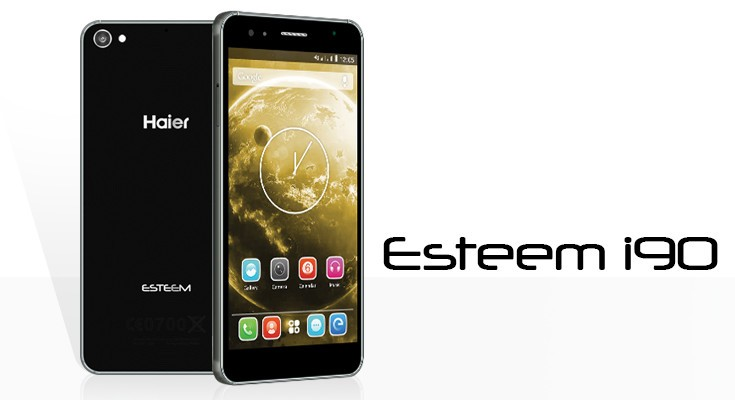 Haier Esteem i90 gets listed with 3GB of RAM and LTE