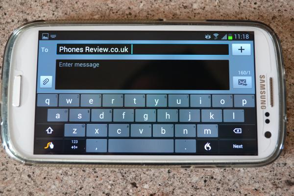 Galaxy S3 default keyboard bug fixed with Swype release, Hands-On