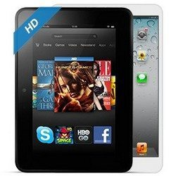 Amazon iPad mini smackdown with Kindle Fire HD