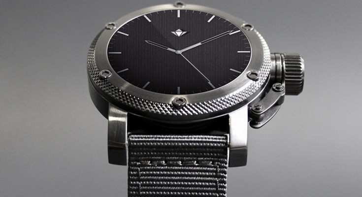 The Modular Henlen Smartwatch arrives on Kickstarter