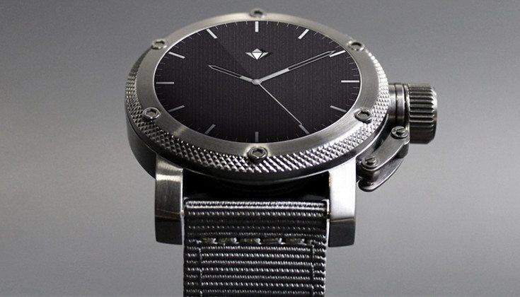 The Modular Henlen Smartwatch arrives on Kickstarter ...