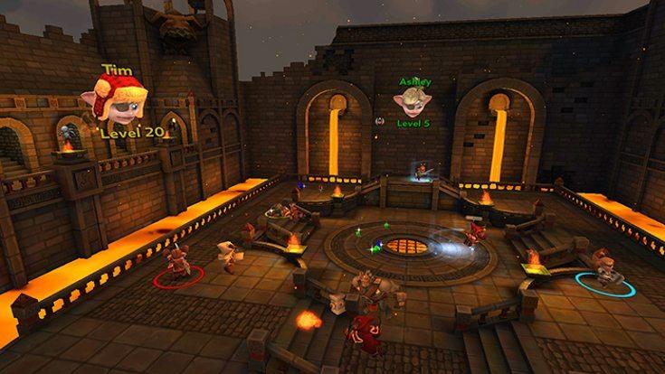 Herobound: Gladiators