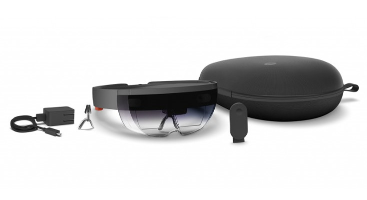 Microsoft HoloLens price listed at $3,000 for Development Edition