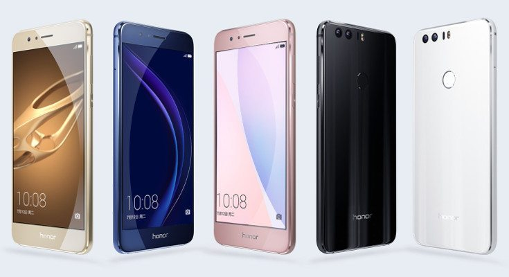 honor 8 is official prices begin at 299 with 3gb of ram phonesreviews uk mobiles apps. Black Bedroom Furniture Sets. Home Design Ideas
