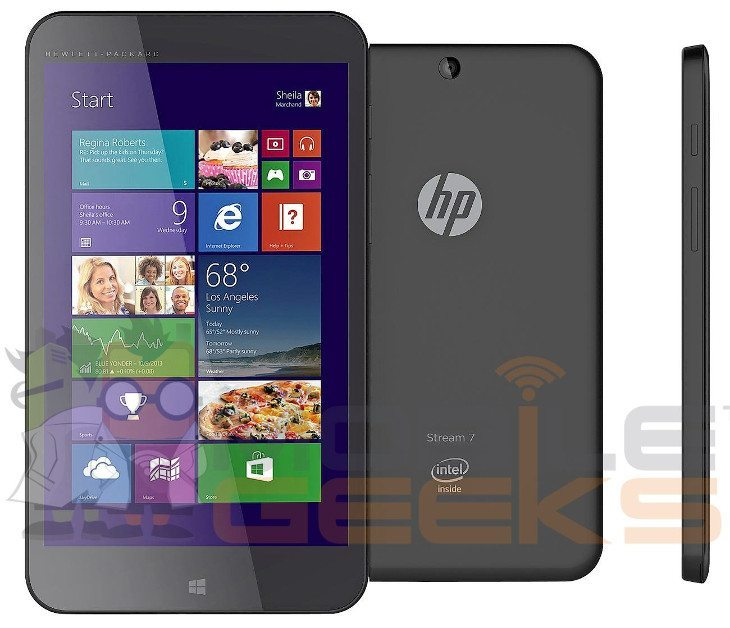 HP Stream 7 Windows 8.1 tablet headed to Europe