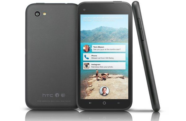 AT&T's HTC First so-called Facebook Phone price cut