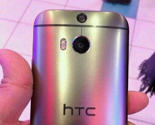 HTC M8 tipped for new name and colour choices