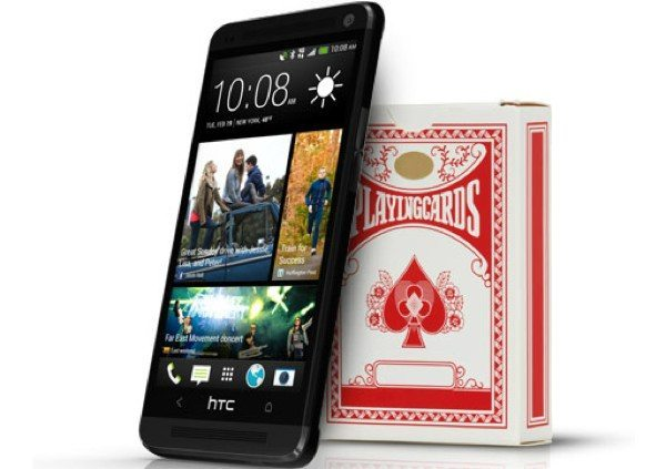 HTC One now in black available on Sprint, beats AT&T