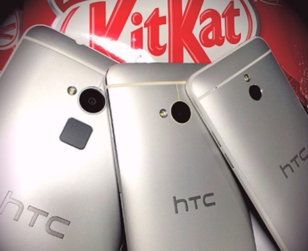HTC One Dual SIM, Max, Mini 4.4 update for India arrives