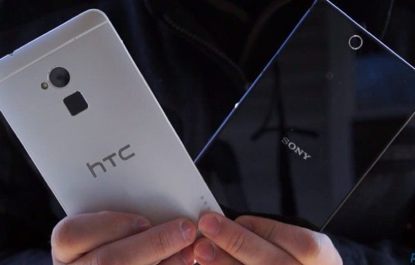 HTC One Max vs Sony Xperia Z Ultra, one more capable ...