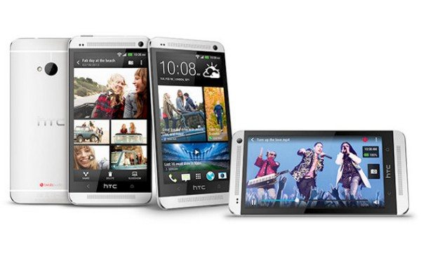 HTC One from O2 UK will not include charger