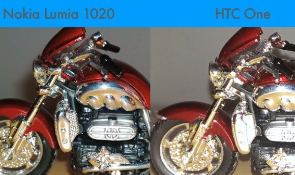 HTC One vs Nokia Lumia 1020 camera samples compared