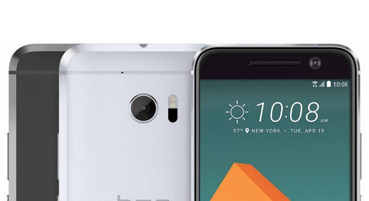 HTC 10 release