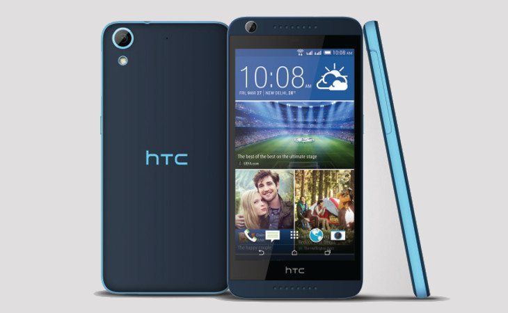 The HTC 626G+ specs and price are announced for India