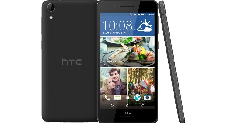 HTC Desire 728 Dual SIM price and availability announced for India