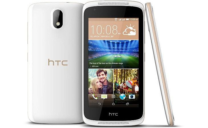 HTC Desire 326G announced for India with release set for May