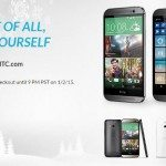 HTC Hot Deals Promo