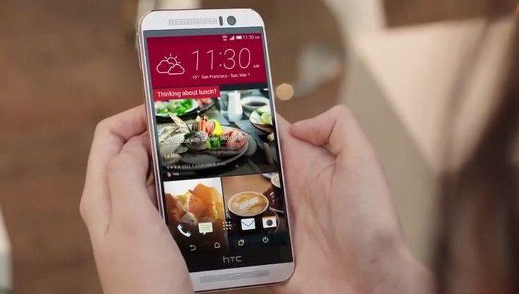 HTC One M9 video leak backs up One M9 renders