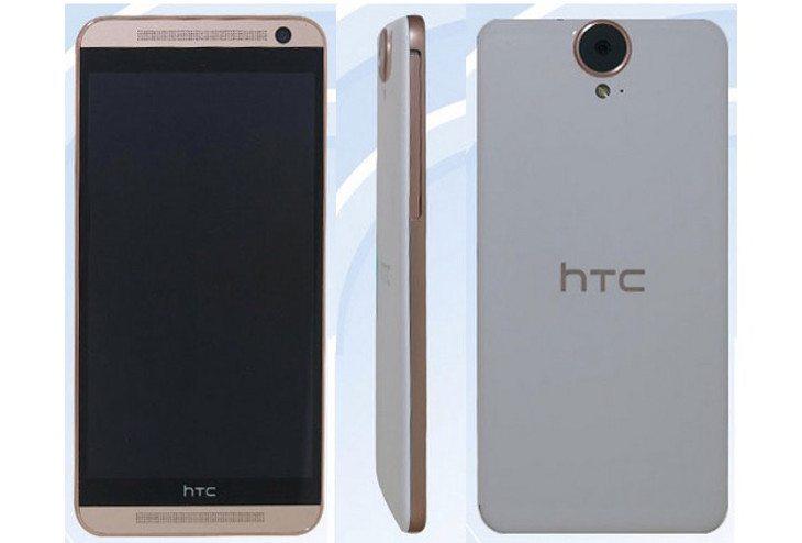 HTC One M9 Tenaa