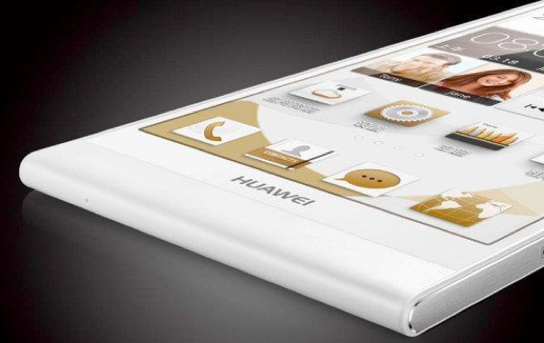 Huawei Ascend P6 official image and video tease