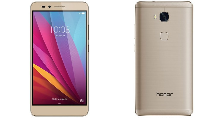 Huawei Honor 5X heads stateside through Best Buy