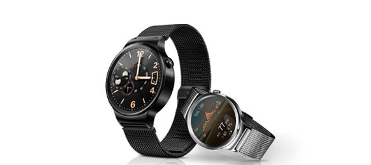 Huawei Smartwatch release coming this Summer
