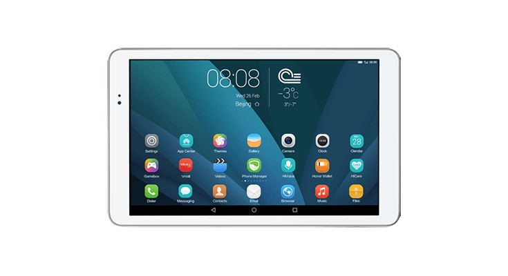 The Huawei T1 10 tablet heads to O2 in the UK