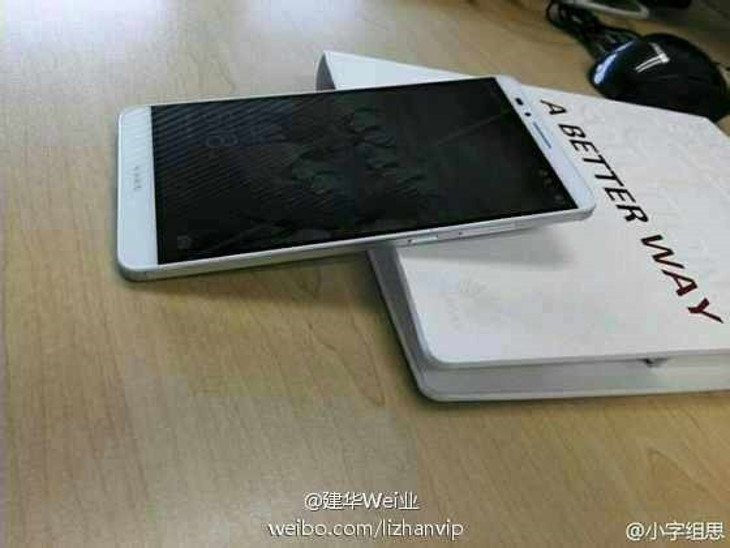 New Huawei Ascend Mate 7 photos show the handset in the Wild