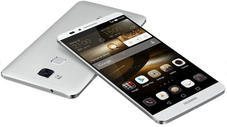 IFA 2014: Huawei announces the 6-inch Ascend Mate 7