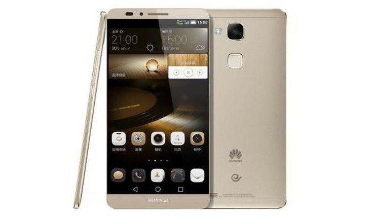 Huawei Ascend Mate Monarch