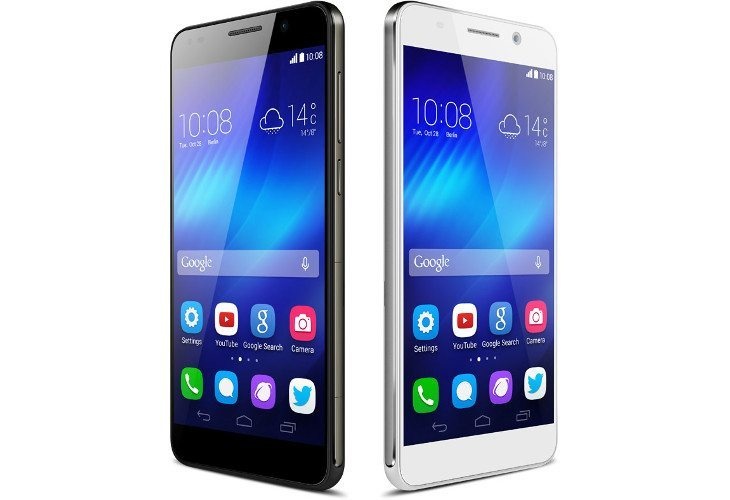 Huawei Honor 6 released in the UK for £250 unlocked
