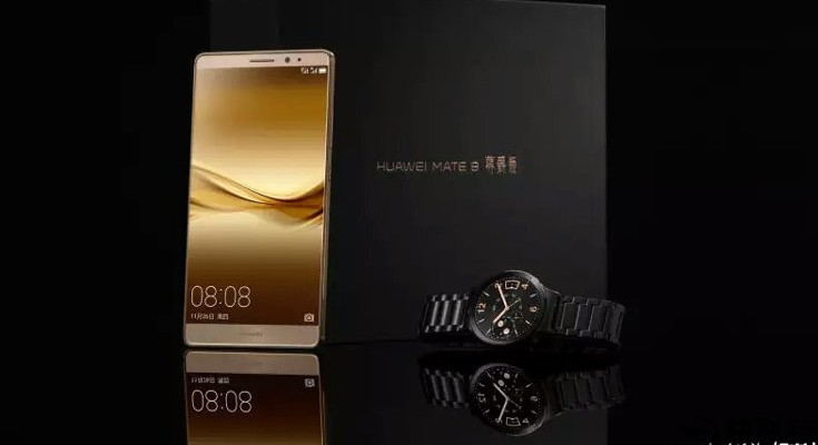 Huawei Mate 8 Supreme Edition launched in China for $1,000